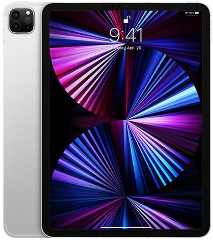"Apple iPad Pro 11"" (2021) 5G 128GB Silver (8GB RAM)"