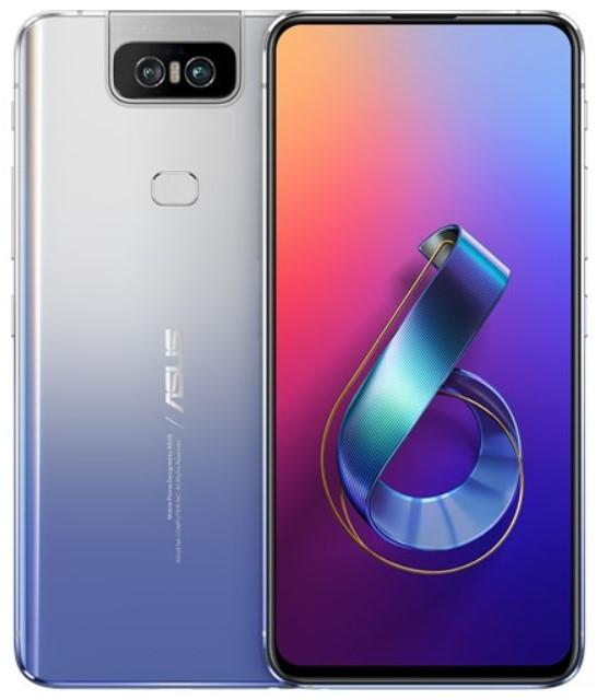 Asus Zenfone 6 ZS630KL Dual Sim 256GB Twilight Silver (8GB RAM)