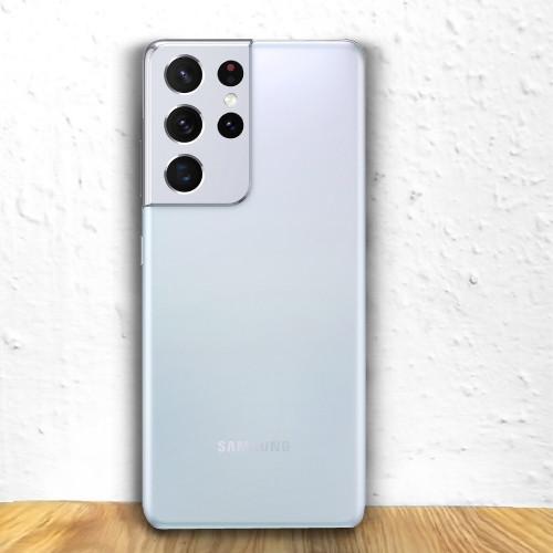 Samsung Galaxy S21 Ultra 5G Dual Sim G998B 512GB Silver (16GB RAM)