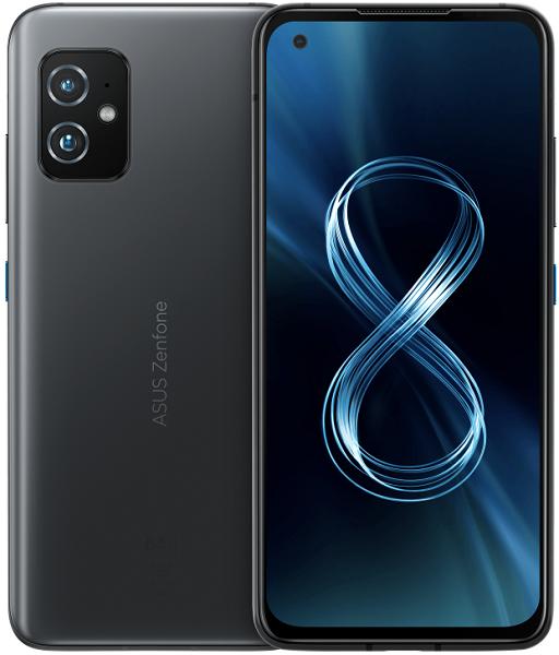Asus ZenFone 8 5G Dual Sim ZS590KS 128GB Black (8GB RAM)