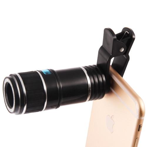 12xZoom Optical Zoom Telescope Lens