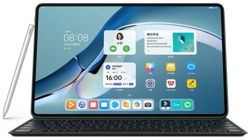 Huawei MatePad Pro 12.6 WGR-AN19 5G 256GB Summer Populus with Smart Magnetic Keyboard + Stylus (8GB RAM)