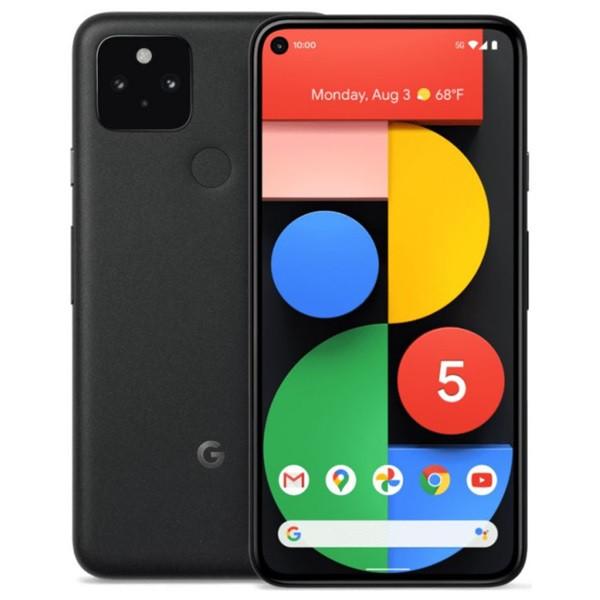 Google Pixel 5 GTT9Q 128GB Black (8GB RAM)