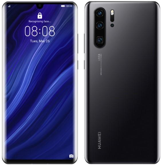 Huawei P30 Pro VOG-AL10 Dual Sim 512GB Black (8GB RAM)