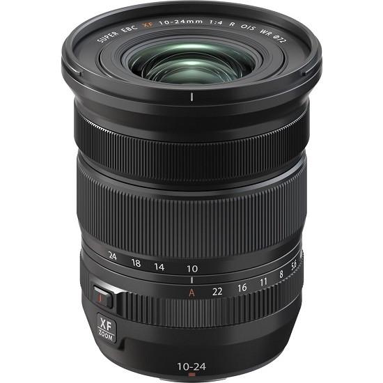 FUJINON XF 10-24mm f/4 R OIS WR Lens