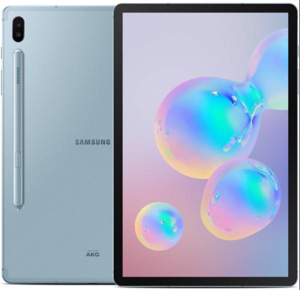 "Samsung Galaxy Tab S6 10.5""(2019) T860 Wifi 128GB Blue"