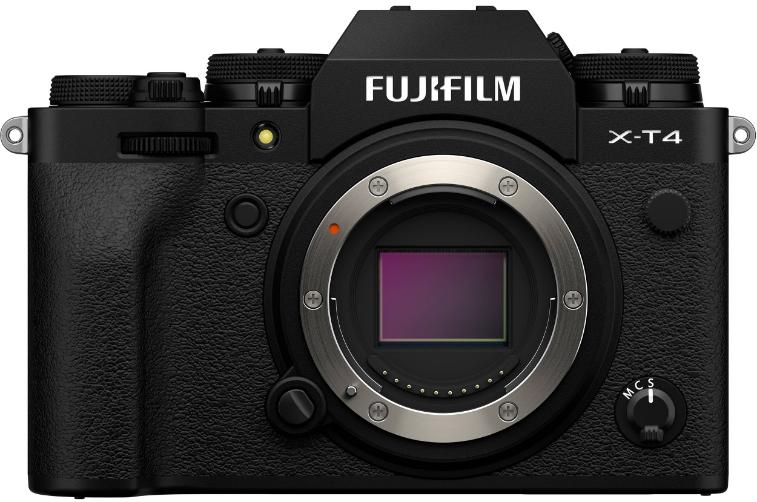 Fujifilm X-T4 Body Black (Kit Box)