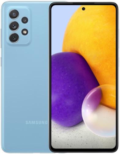 Samsung Galaxy A72 Dual Sim A725FD 256GB Blue (8GB RAM)