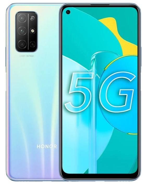 Huawei Honor 30s Dual Sim White 256GB (8GB RAM)