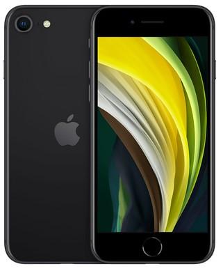 Apple iPhone SE 2020 64GB Black (eSIM)