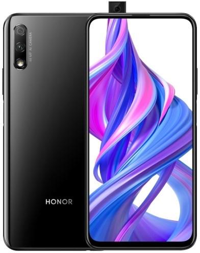 Huawei Honor 9X Dual Sim 64GB Black (6GB RAM) - No Google Play