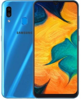 Samsung Galaxy A30 Dual A305FD 64GB Blue (4GB RAM)