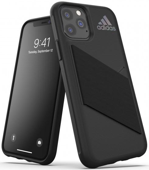 Adidas iPhone 11 Pro Protective Pocket Phone Case Black