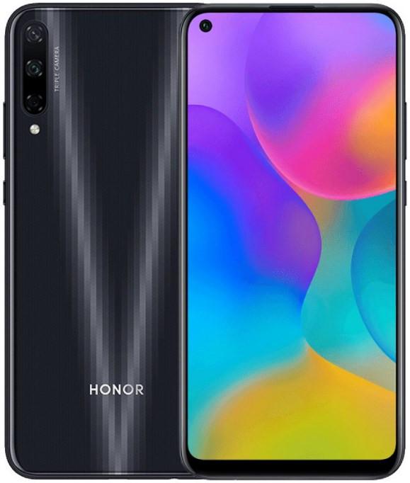Huawei Honor Play 3 Dual Sim 64GB Black (6GB RAM) (Not Support Google Play)