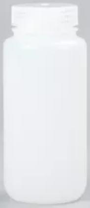 500ML USPVI Level Disinfection Solution Container Storage HDP Plastic Bottle