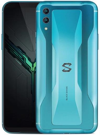 Xiaomi Black Shark 2 Dual 128GB Blue (8GB RAM) + FREE Phone Case & Gamepad 2.0