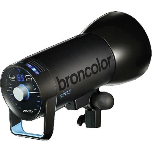 Broncolor Siros 400 Wifi / RFS 2.1 (31.613.XX)