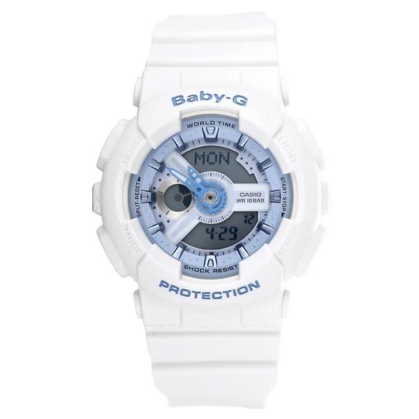 Casio Baby-G BA-110BE-7A Women Watch Blue