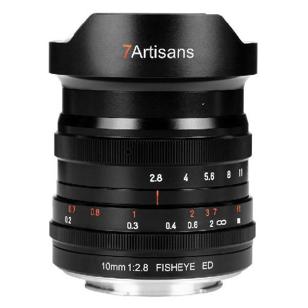 7Artisans 10mm F/2.8 Fisheye (Nikon Z)