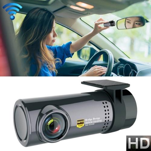 Car DVR - WiFi Monitor Full HD