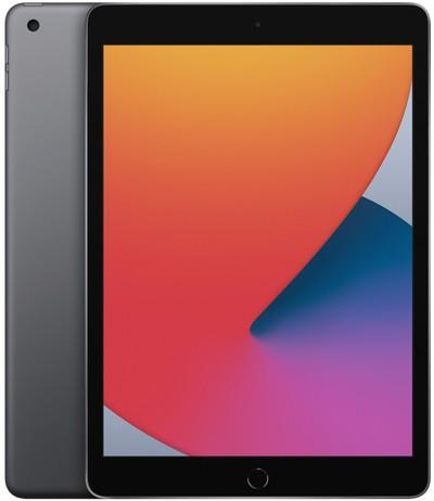 "Apple iPad 10.2"" (2020) Wifi 128GB Grey (3GB RAM)"