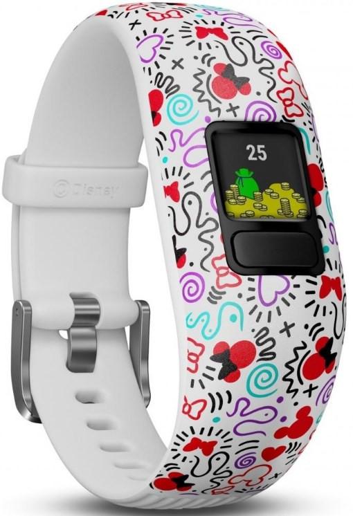 Garmin Vivofit Jr 2 Kid's Activity Tracker - Adjustable Minnie Mouse