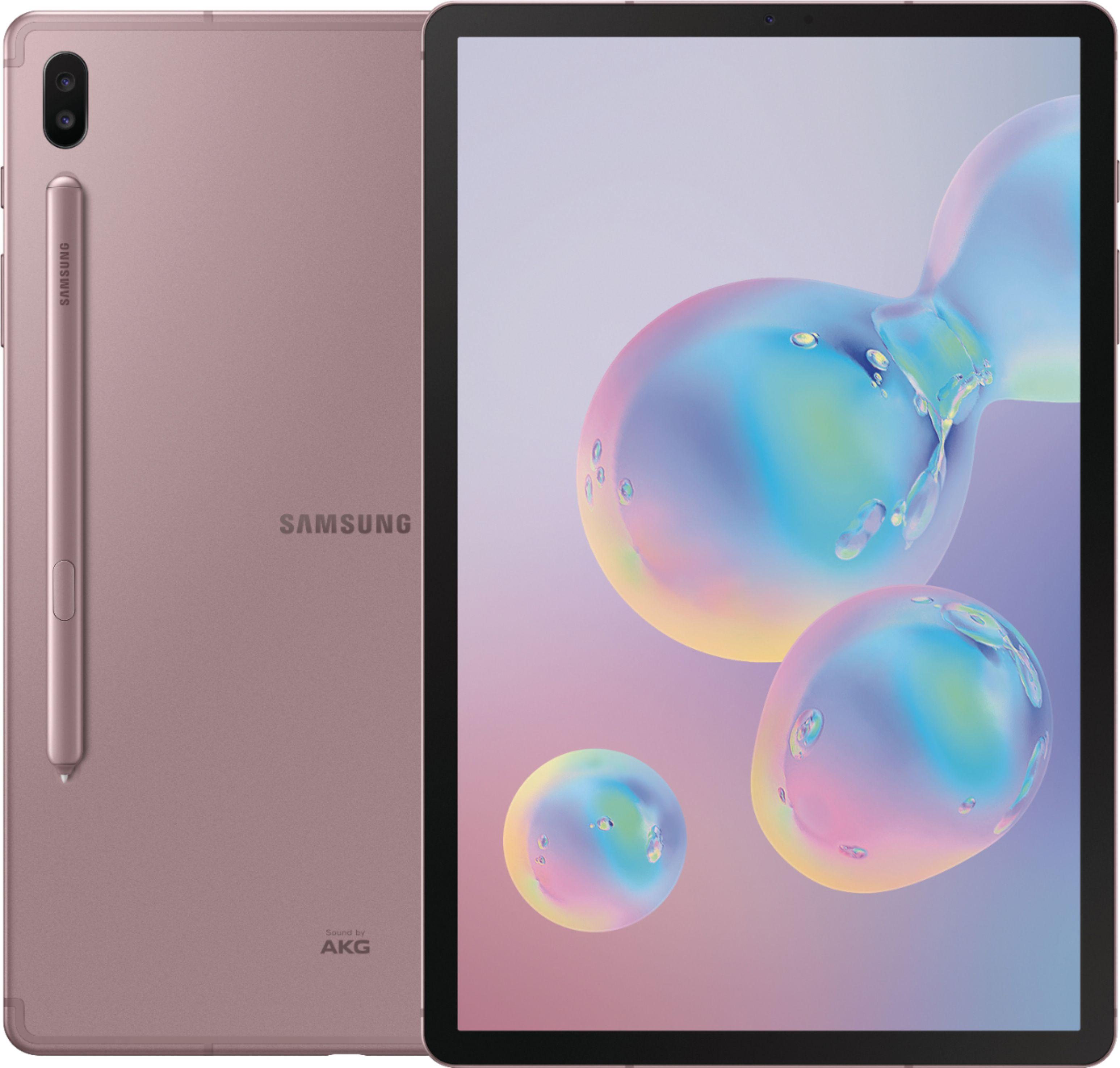 """Samsung Galaxy Tab S6 10.5""""(2019) T865N LTE 256GB Rose"""