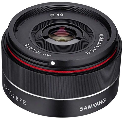 Samyang AF 35mm F2.8 FE (Sony E)