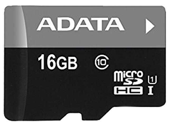 A Data 16GB microSDHC / T-Flash (Class 10)