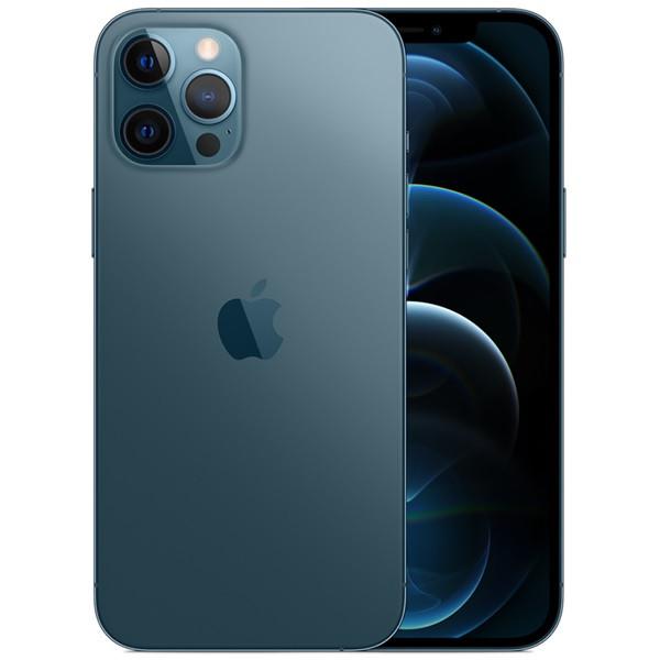 Apple iPhone 12 Pro Max 5G A2412 Dual Sim 256GB Pacific Blue