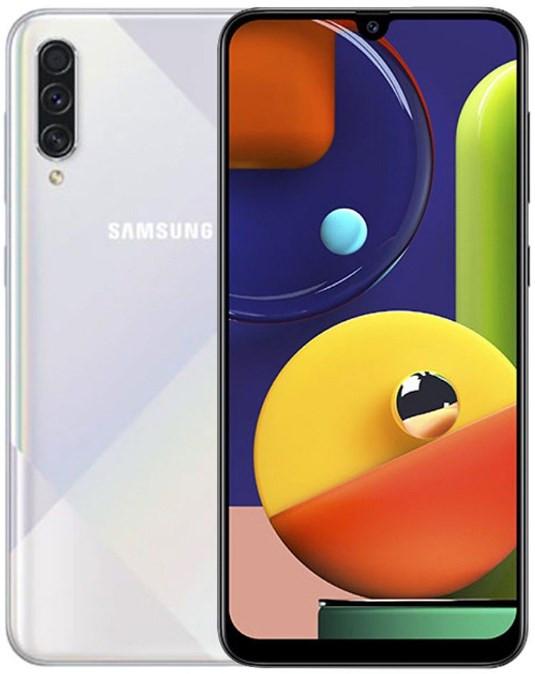 Samsung Galaxy A50s Dual A507F 128GB White (6GB RAM)