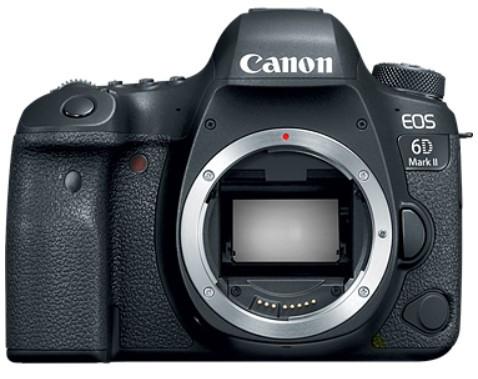 Canon EOS 6D Mark II Body (Kit Box)