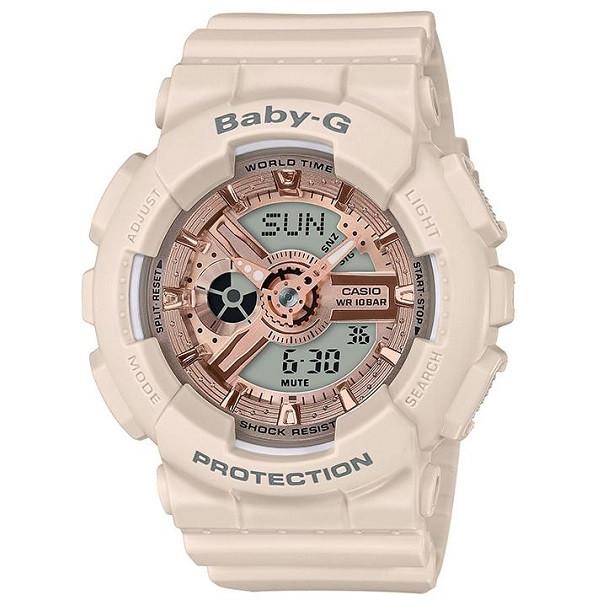 Casio Baby-G BA-110CP-4A Women Watch Pink
