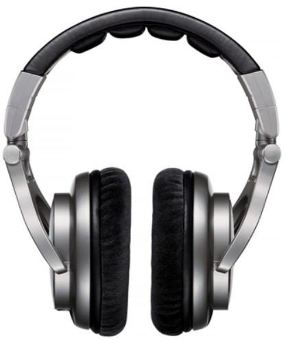 SHURE SRH940 Headphones Silver