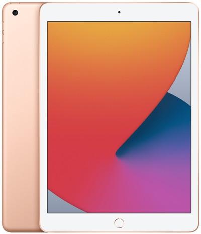 """Apple iPad 10.2"""" (2020) Wifi 128GB Gold (3GB RAM)"""