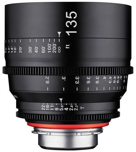 Samyang Xeen 135mm T2.2 (Canon)