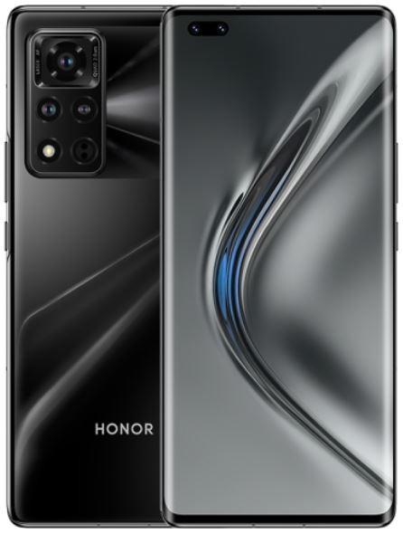 Honor V40 5G Dual Sim YOK-AN10 256GB Black (8GB RAM)