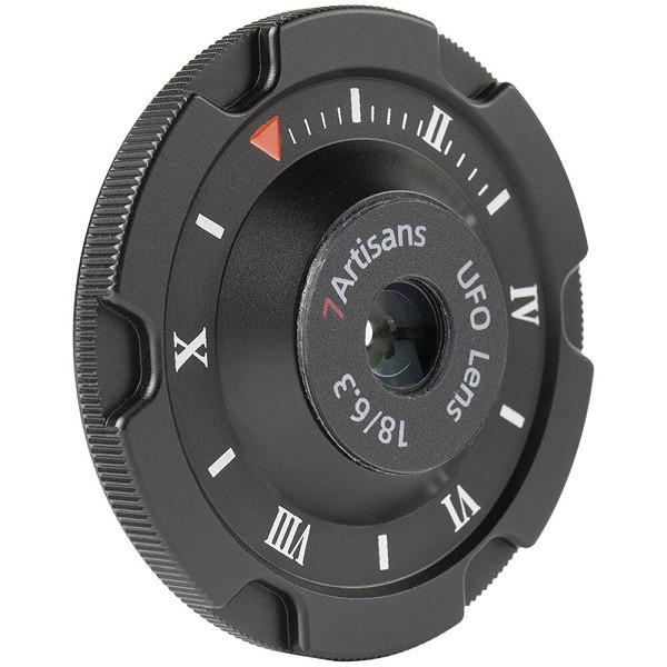 7Artisans 18mm f/6.3 UFO Lens (M4/3)