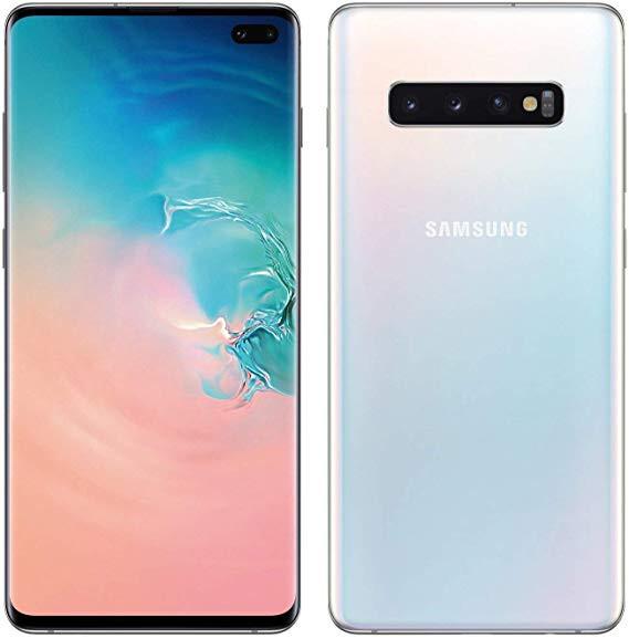 Samsung Galaxy S10 Plus Dual Sim G9750 128GB Prism White