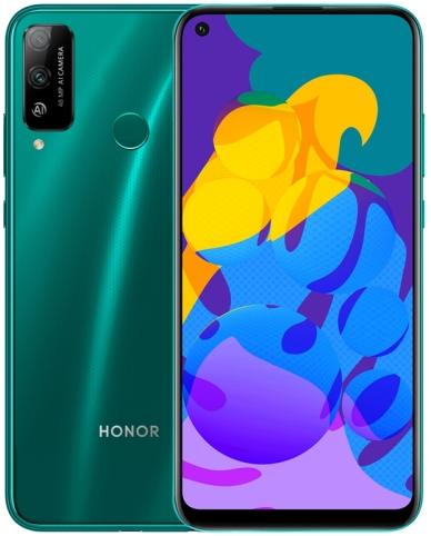 Huawei Honor Play 4T AKA-AL10 Dual Sim 128GB Green (6GB RAM)