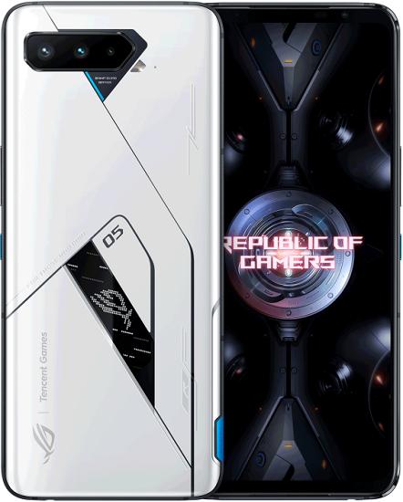 Asus ROG 5 Ultimate 5G Dual Sim ZS673KS 512GB White (18GB RAM) - Global Version