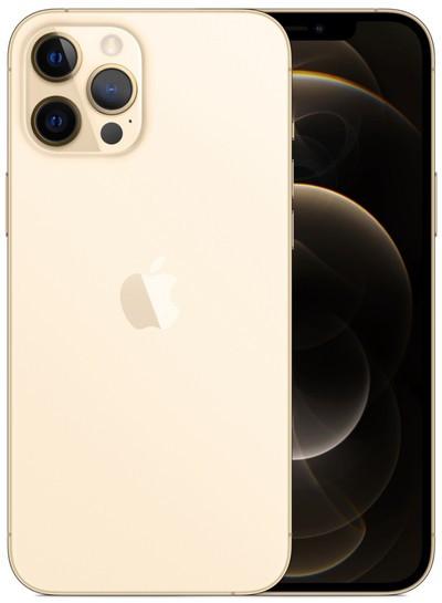 Apple iPhone 12 Pro Max 5G 128GB Gold (eSIM)
