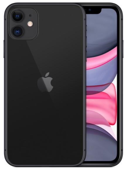 Apple iPhone 11 128GB Black (eSIM)