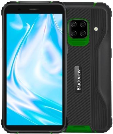 Blackview BV5100 Rugged Phone Dual Sim 64GB Green (4GB RAM)