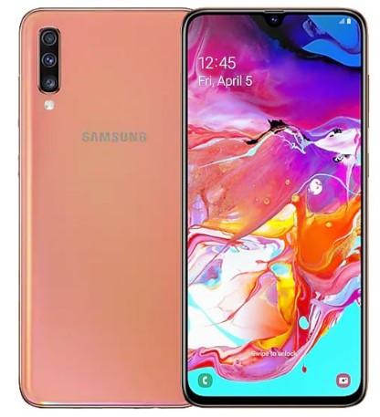 Samsung Galaxy A70 Dual A7050 128GB Coral (6GB RAM)