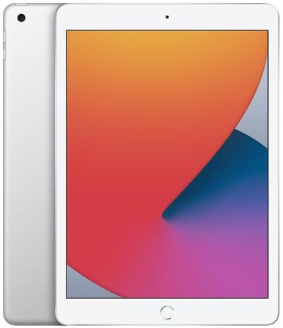 """Apple iPad 10.2"""" (2020) 4G 128GB Silver (3GB RAM)"""