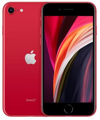 Apple iPhone SE 2020 256GB Red (eSIM)