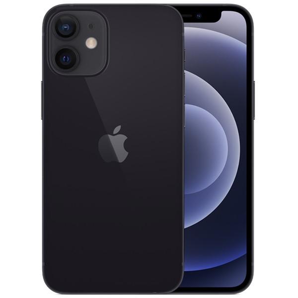 Apple iPhone 12 mini 5G A2399 128GB Black (eSIM)
