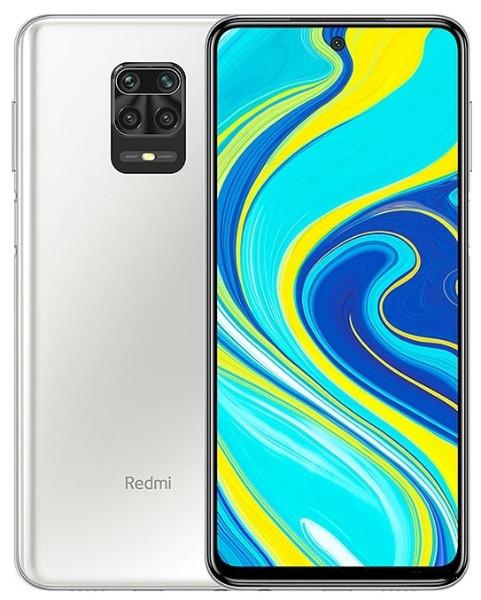 Xiaomi Redmi Note 9S Dual Sim 64GB White (4GB RAM) - Global