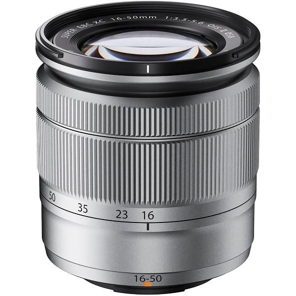 FUJINON XC 16-50mm F3.5-5.6 OIS (Silver)